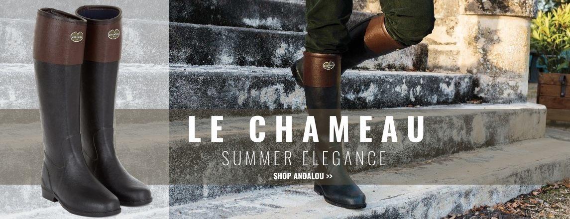 Le Chameau Andalou