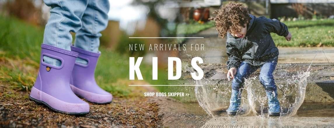 New in for kids - Bogs Skipper