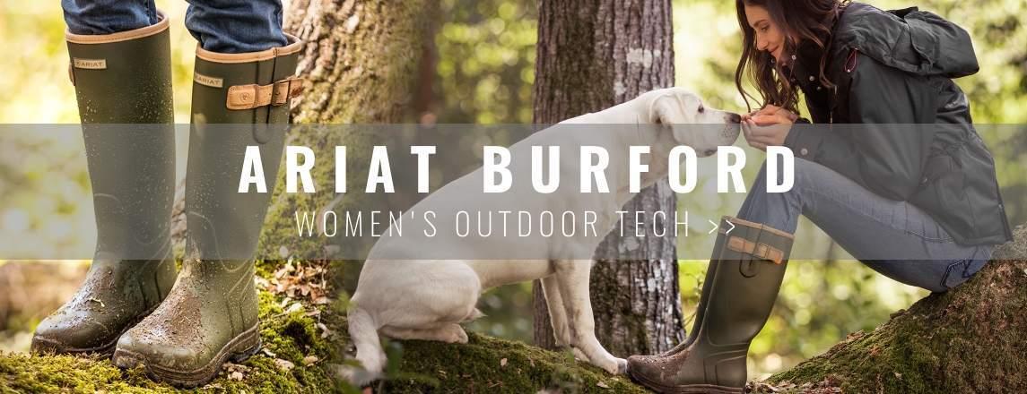 Ariat Burford - Women's Technical Outdoor Wellies