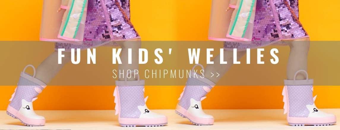 Fun wellies kids will love