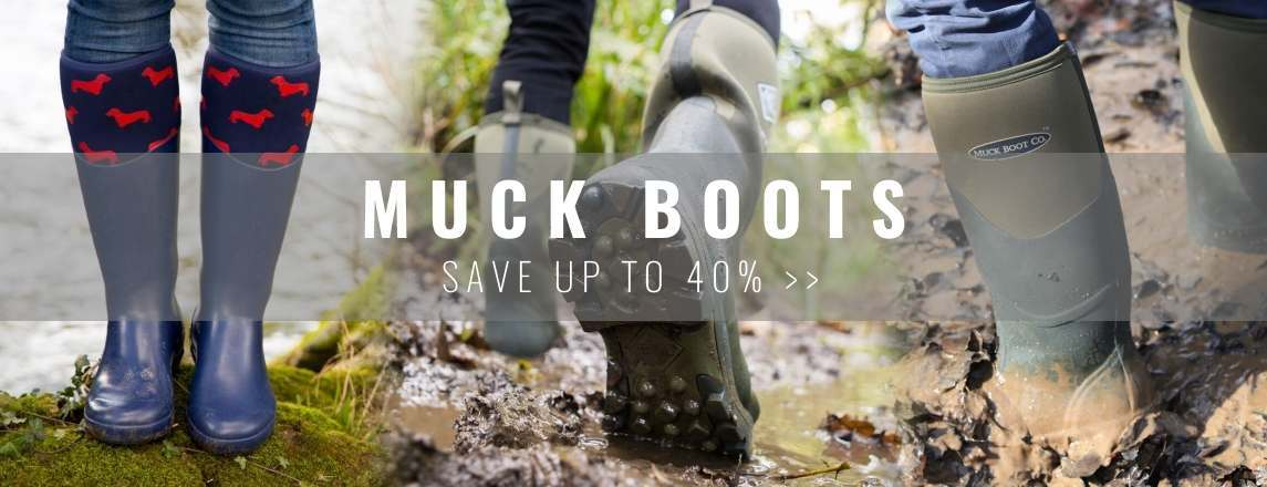 Muck Boot Wellies - save up to 40%
