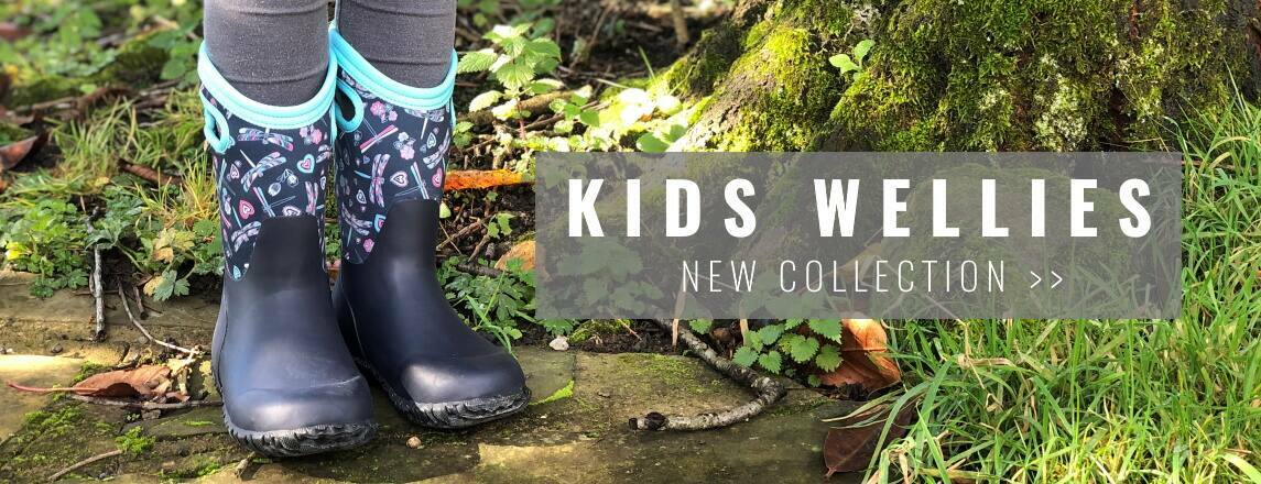 Kids' Wellies - the New Autumn Collection