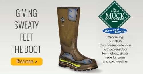 Muck Boots XpressCool