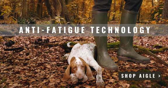 Aigle Parcours Range - Wellies with Anti-Fatigue Technology