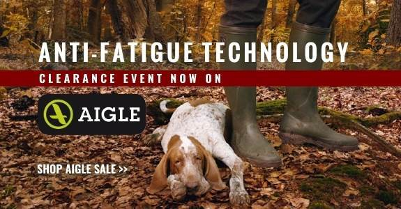 Aigle wellies clearance event now on