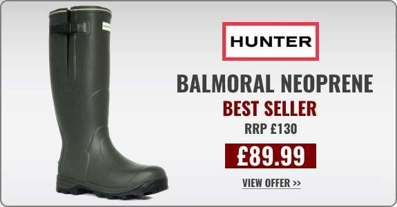 Offer - Hunter Balmoral Neoprene 3mm