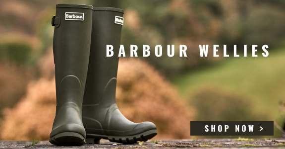 Barbour Wellies