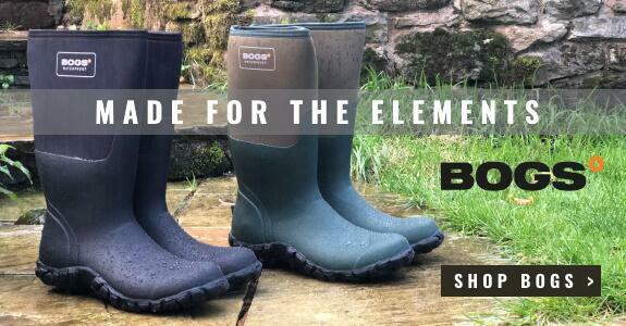 New wellies from Bogs