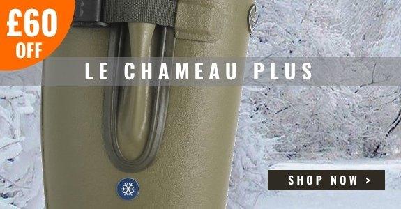 £60 off Le Chameau Vierzonord Plus Wellies