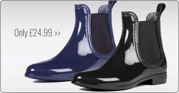 Juju Waterproof Chelsea Boots