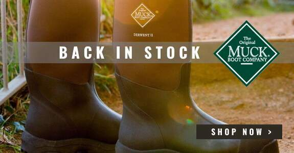 Best selling Muck Boots back in stock