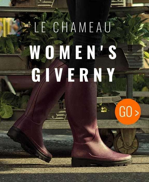 Le Chameau Women's Giverny Boot