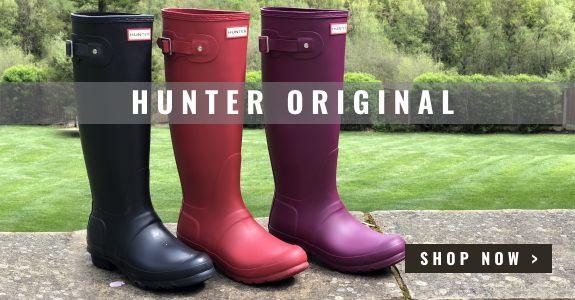 Shop Hunter Original Wellies