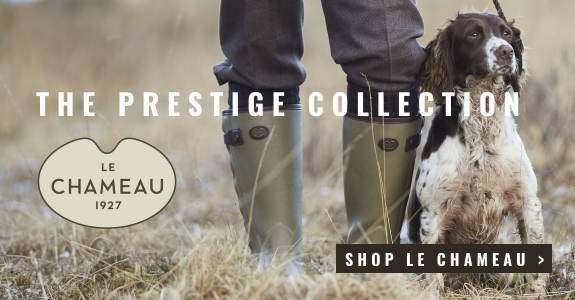 Le Chameau Wellies - the new Prestige Collection