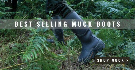 Best selling wellies from Muck Boots
