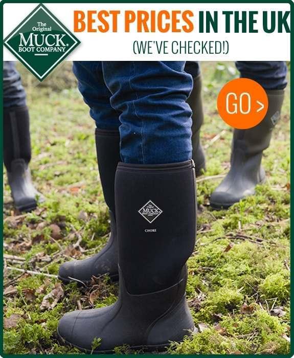Muck Boots neoprene wellies