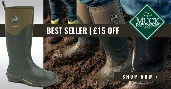 Save £15 on Muck Boot Muckmaster