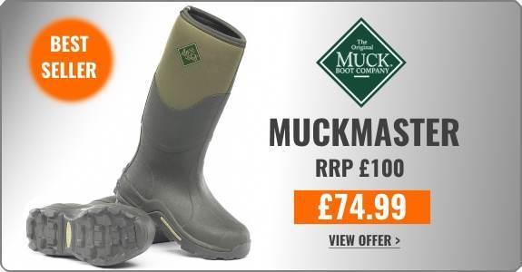Muck Boots Muckmaster Moss