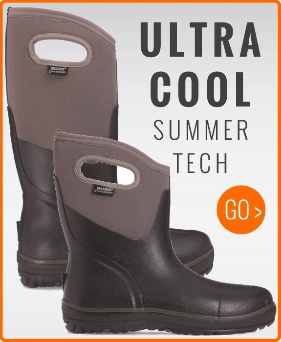 Bogs Ultra Cool wellies for the summer