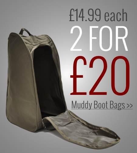 Muddy Boot Bags