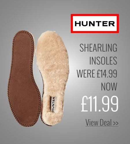 Save on Shearling Insoles