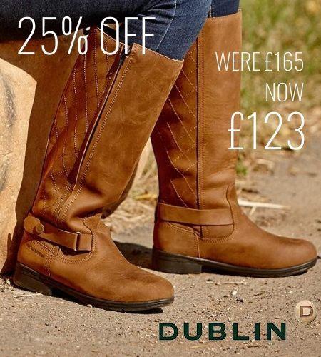 25% off Dublin Cherwell Tall Boots