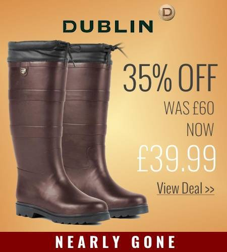 35% off Dublin Teign wellies