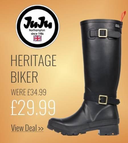 £5 off Heritage Biker