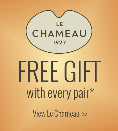 Free gift with every pair of Le Chameau boots