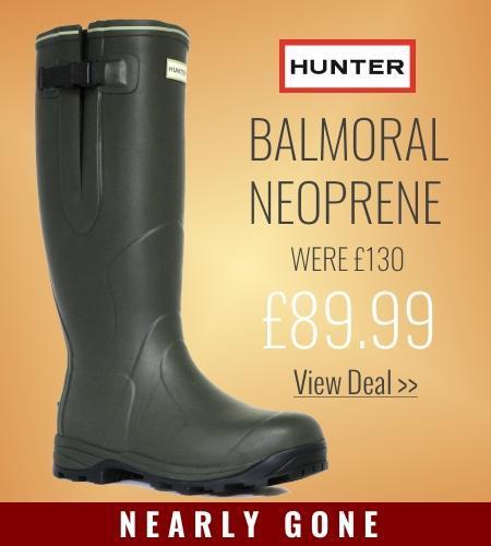 Huge saving on Hunter Balmoral Neoprene 3mm