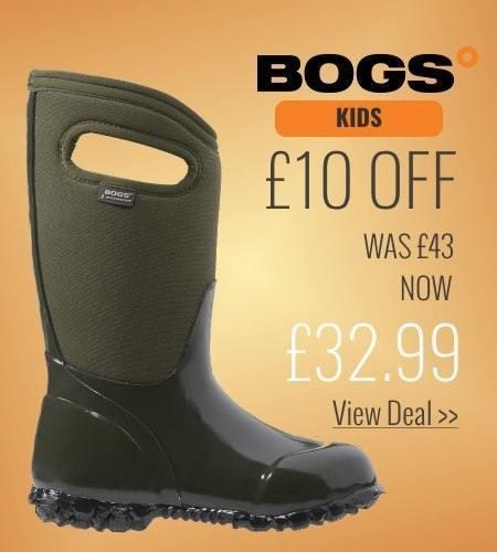 £10 off Bogs Kids Durham