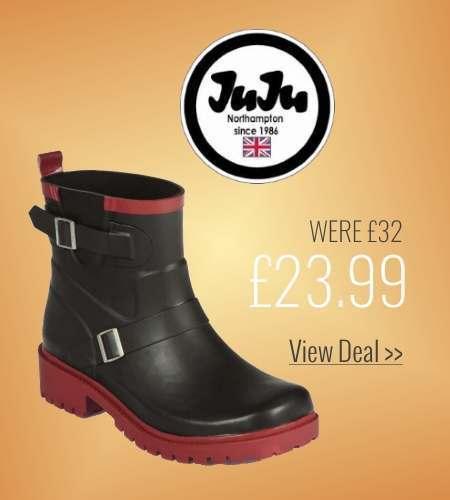 25% off Juju Vincent Boot