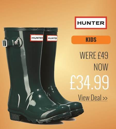 Save on Kids Hunter Boots