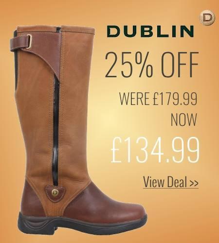 £25% off Dublin Wye Boots