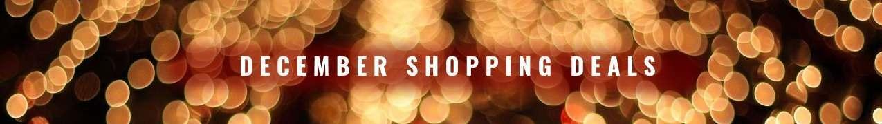 December Welly Shopping Deals