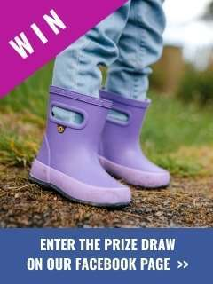 Win a pair of wellies on our Facebook page