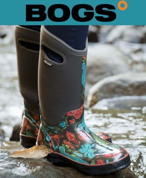 Bogs boots - wellies for extreme conditions